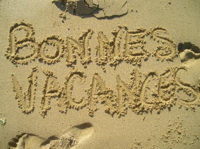Bonnes vacances ! dans Notes de l'enseignante woms68n2